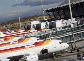 La huelga de pilotos de Iberia deja 12.000 afectados pero recoloca al 98% de los pasajeros