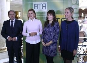 Rosario Moreno-Opo, reelegida presidenta de ATA Castilla-La Mancha