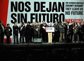 Los sindicatos piden por carta a Rajoy que cambie su política tras el éxito de la huelga general