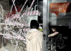 Prisión para los radicales que causaron desorden público en Barcelona el día del 'huelgazo'