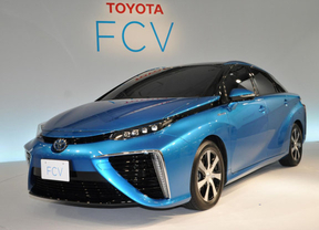 ¿Será el Toyota Mirai de hidrógeno el nuevo Prius?
