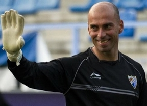 El Manchester City se refuerza con un porterazo: Willy Caballero, traspasado por el Málaga