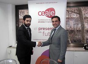Ceaje y  TrocoBuy se alían por la financiación de los jóvenes empresarios
