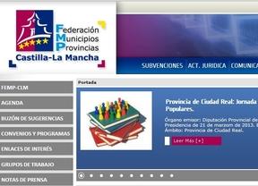 La FEMP de Castilla-La Mancha tiene nueva web