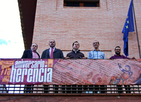 Se presentan los actos del 775 aniversario de la Carta Puebla de Herencia