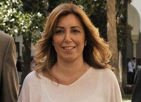 Alfombra roja para Susana Díaz: Madrid, Valencia, Canarias, La Rioja, Castilla-La Mancha, Cantabria, Navarra y Aragón la animan ya a tomar las riendas del PSOE