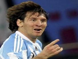 Messi le da la victoria a la albiceleste sobre Brasil