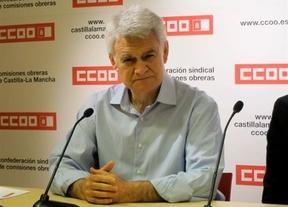 José Luis Gil (CCOO) espera que los datos de desempleo del mes de abril bajen