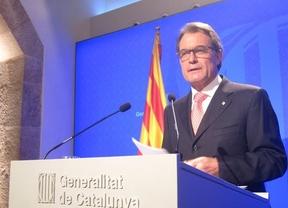 Artur Mas empieza a ablandarse: admite ya que el 9-N podría no haber consulta si bien descarta hablar de 'plan B'