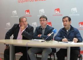 IU augura que estará en las Cortes de Castilla-La Mancha en 2015 pese a la reducción de diputados