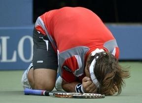 Ferrer hace de Nadal metiéndose con épica en las semifinales del US Open (6-3, 6-7(5), 2-6, 6-3, 7-6(4))