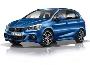 BMW presenta su modelo Serie 2 Gran Tourer, dirigido a las familias jóvenes