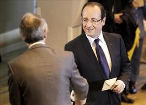 Duelo de titanes en la asamblea: Hollande podría ganar pero los conservadores le pisan los talones