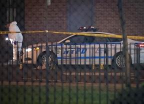 Matan a dos policías en Nueva York en respuesta a la muerte de un afroamericano