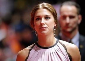 La bella Alex Morgan, estrella inesperada de la gala del Balón de Oro