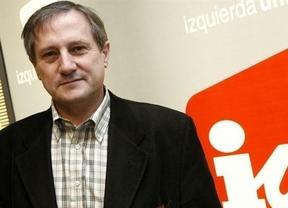 Willy Meyer repite en las europeas por Izquierda Unida, que deja fuera al candidato de Llamazares