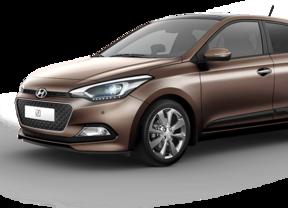 El nuevo Hyundai i20 supera a sus rivales en el mantenimiento de su precio original pese al uso