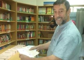 Alejandro Ávila (Ganemos) vota convencido de que 'se inicia un proceso nuevo'