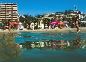 La llegada de turistas extranjeros marca un récord en julio con 7,9 millones