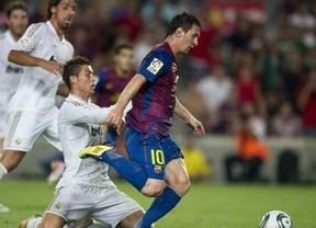 Messi, ganador por tercera, vez también se impone a su eterno rival Ronaldo en el Trofeo Onze Mundial
