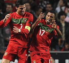 Ronaldo mete la directa con un doblete para llevar a Portugal a la Eurocopa tras aplastar a Bosnia (6-2)