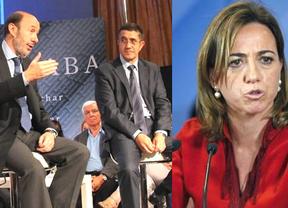 ¿Es Patxi López el tapado de Rubalcaba en su carrera por liderar el PSOE?