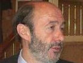 Rubalcaba preocupado por la dirección del PSOE ante la kale borroka
