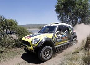 Nani Roma gana su primera etapa en el presente Dakar