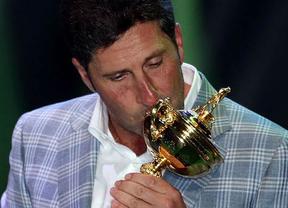 José María Olazábal, rey del golf español, y desde ahora también Príncipe de Asturias