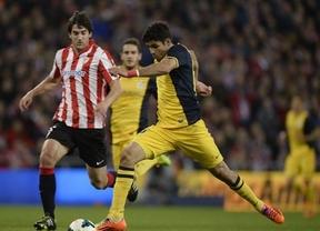 El Atlético, a lo suyo: partido a partido sigue líder tras volver a conquistar la 'catedral' de San Mamés (1-2)