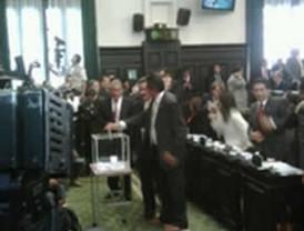 Jorge Mario Pardo Rebollo, es el nuevo ministro de la Suprema Corte de Justicia