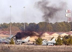 Aumentan a 11 los fallecidos por el accidente del F16 en la Base Aérea de Albacete