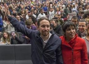 Pablo Iglesias defiende la nacionalización de la Giralda: