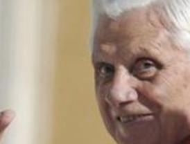 Benedicto XVI 'traerá' la lluvia a España este fin de semana