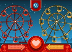 San Valentín y George Ferris reciben el homenaje de Google