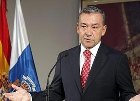 Rivero cambia de estrategia: anuncia una encuesta sobre las prospecciones en Canarias