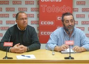 CCOO denuncia a Geacam por no cumplir su compromiso laboral con toda la plantilla