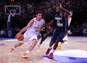 Otra prueba con éxito: España vuelve a ganar a Francia, esta vez en su casa (70-75)