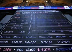 El Ibex 35 modera su caída pero cierra con un -1,72%