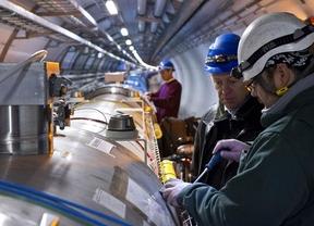El CERN anuncia el descubrimiento de una partícula sin confirmar si es el Bosón de Higgs