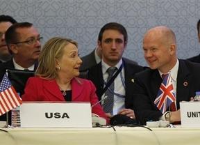 Truncada la reunión de amigos de Siria: EEUU amenaza con graves consecuencias si no acaba la masacre