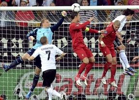 Eurocopa 2012: Mario Gomez desatasca a Alemania y penaliza el esfuerzo luso (1-0)
