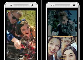 Facebook lanza Slingshot, una 'app' para intercambiar fotos y vídeos