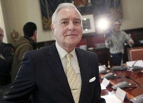 Gómez Benítez amplía la denuncia contra Carlos Dívar, presidente del Supremo
