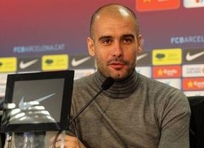Guardiola insiste en explotar su estrategia pesimista: