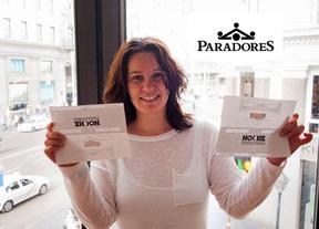 Ana García-Seco, ganadora en mayo de las dos noches en Paradores que regala Ociocrítico por su 10º aniversario