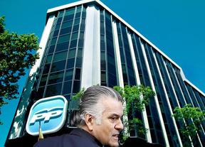 El arquitecto que renovó la sede del PP, imputado porque... ¡podría haber cobrado en negro el 30%!