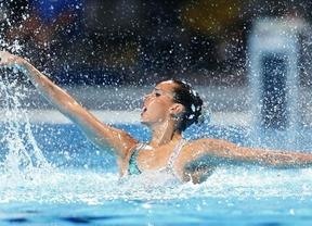 Ona Carbonell se cuelga su cuarta medalla con su homenaje a la Barcelona olímpica