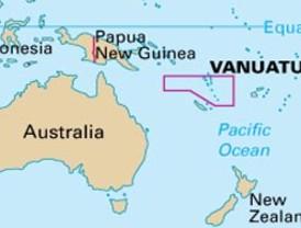Levantan la alerta de tsunami en Vanuatu