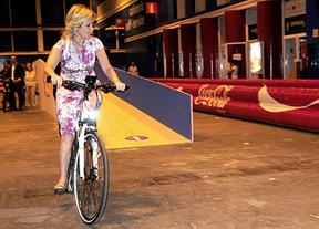 Aguirre quiere una bici... para ir al trabajo